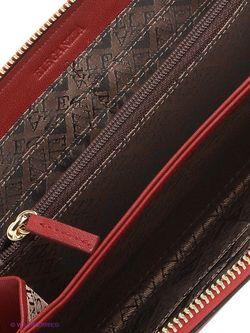 Кошельки Eleganzza                                                                                                              красный цвет