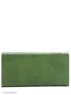 Кошельки Eleganzza                                                                                                              зелёный цвет
