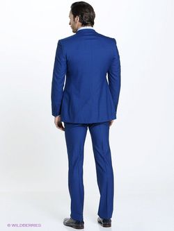 Костюмы Sarto Reale                                                                                                              синий цвет