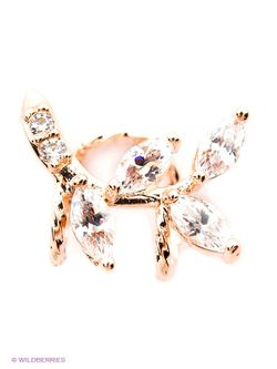 Серьги Royal Diamond                                                                                                              Золотистый цвет