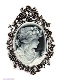 Броши Royal Diamond                                                                                                              чёрный цвет