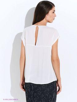 Блузки GARCIA                                                                                                              белый цвет
