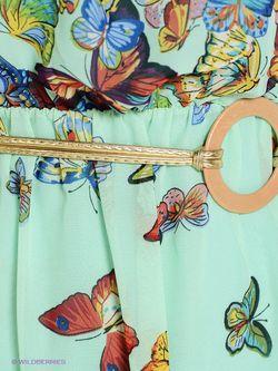 Платья Lucia Milano                                                                                                              Бирюзовый цвет