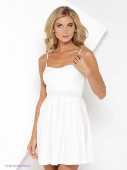 Платья Lucia Milano                                                                                                              белый цвет