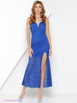 Платья Lucia Milano                                                                                                              синий цвет