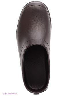 Резиновые Сапоги Дюна                                                                                                              коричневый цвет
