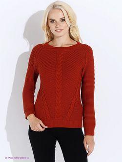 Джемперы Sela                                                                                                              красный цвет