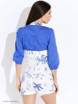 Комбинезоны Oodji                                                                                                              голубой цвет