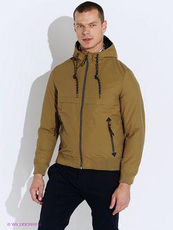 Куртки Oodji                                                                                                              бежевый цвет