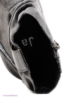 Ботинки Jana                                                                                                              серый цвет