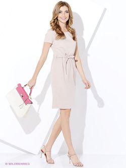 Платья Виреле                                                                                                              бежевый цвет