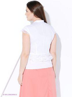 Блузки Виреле                                                                                                              белый цвет