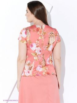 Блузки Виреле                                                                                                              розовый цвет