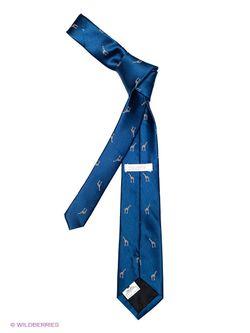 Галстуки Cleverly                                                                                                              синий цвет