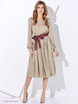 Платья Imago                                                                                                              бежевый цвет