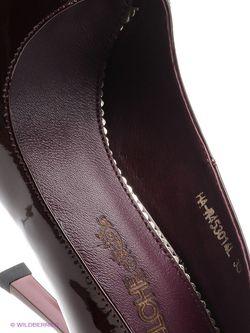 Туфли Elche                                                                                                              красный цвет