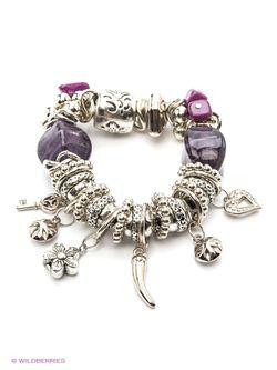 Браслеты Taya                                                                                                              фиолетовый цвет