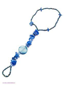 Браслеты Taya                                                                                                              синий цвет
