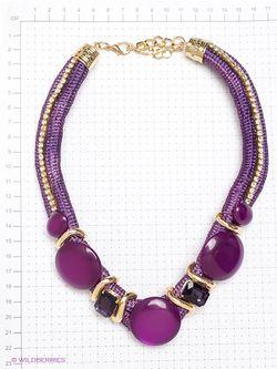 Колье Taya                                                                                                              фиолетовый цвет