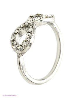 Кольца Taya                                                                                                              серебристый цвет
