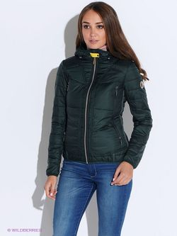 Куртки Baon                                                                                                              зелёный цвет