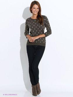 Джемперы Baon                                                                                                              коричневый цвет