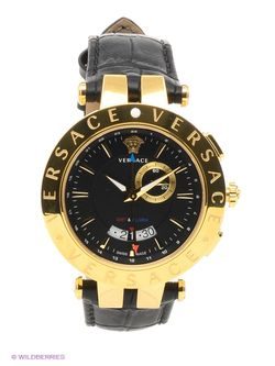 Часы Versace                                                                                                              чёрный цвет