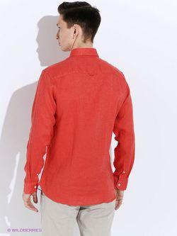 Рубашки Men of all nations                                                                                                              красный цвет