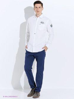 Рубашки Men of all nations                                                                                                              белый цвет