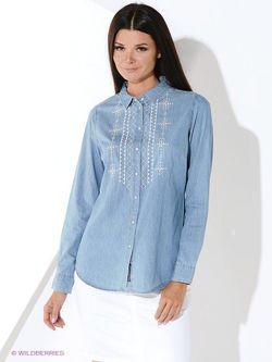 Рубашки Malvin                                                                                                              Индиго цвет