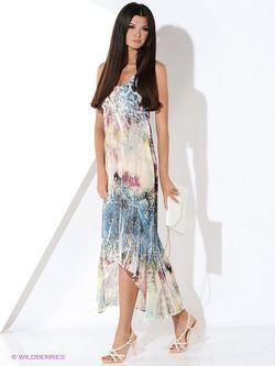 Платья Malvin                                                                                                              голубой цвет