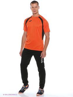 Футболки Joma                                                                                                              оранжевый цвет