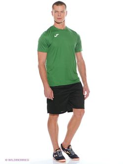Футболки Joma                                                                                                              зелёный цвет