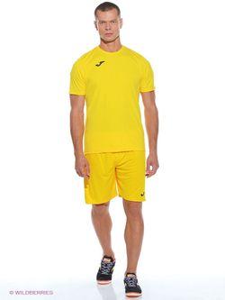 Футболки Joma                                                                                                              желтый цвет