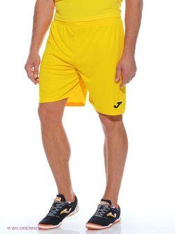 Шорты Joma                                                                                                              желтый цвет