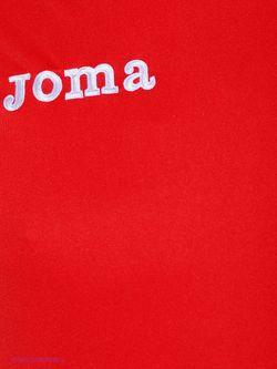 Футболка Joma                                                                                                              красный цвет