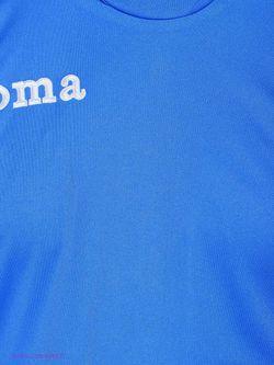 Футболка Joma                                                                                                              синий цвет