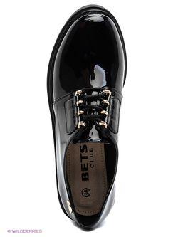 Ботинки Betsy                                                                                                              черный цвет