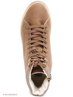 Кеды Keddo                                                                                                              коричневый цвет