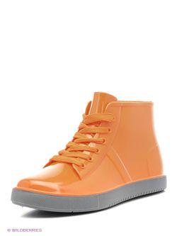 Резиновые Сапоги Keddo                                                                                                              оранжевый цвет