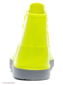 Резиновые Сапоги Keddo                                                                                                              желтый цвет