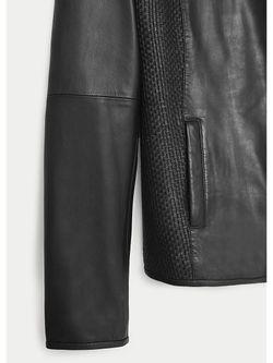 Куртки Violeta by Mango                                                                                                              черный цвет
