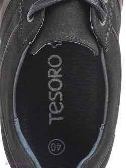 Ботинки Tesoro                                                                                                              синий цвет