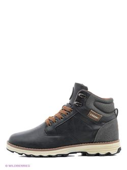 Ботинки Crosby                                                                                                              серый цвет