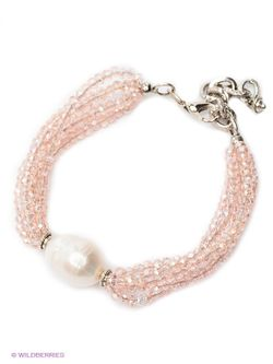 Браслеты Polina Selezneva                                                                                                              розовый цвет
