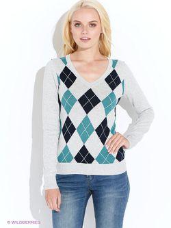 Пуловеры Baon                                                                                                              серый цвет