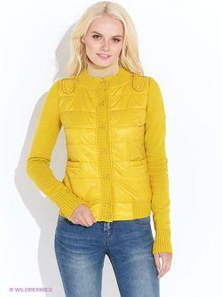 Кардиганы Baon                                                                                                              желтый цвет