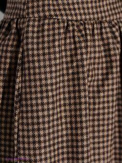 Юбки Baon                                                                                                              коричневый цвет