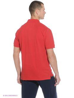 Поло Atributika & Club™                                                                                                              красный цвет