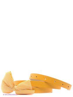 Ремни Vittorio richi                                                                                                              желтый цвет